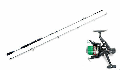 Lineaeffe Saltwater spinning rod & Gunship 030RD Reel combo Choose from 4 sizes.