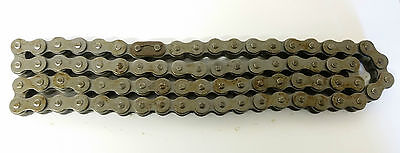 420-152 (76 Link) Heavy Duty Chain Dirt Pit Orion 110Cc Quad Bike Inc Split Link