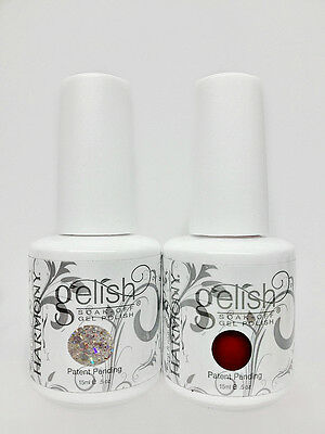Harmony Gelish-YEAR OF THE HORSE Collection-Choose Any Shade/Top/Base/Bond 0.5oz