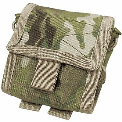 New Condor MA36 MOLLE PALS Roll-up Fold Utility Mag Magazine Dump Pouch Multicam