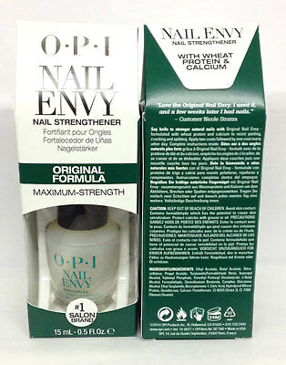 OPI Nail Envy- Original Formula  0.5oz/15ml