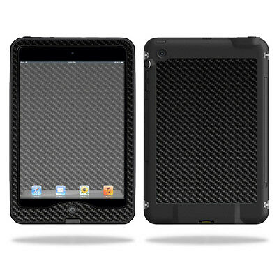 Skin Decal Wrap for LifeProof iPad Mini Case nuud sticker Carbon Fiber