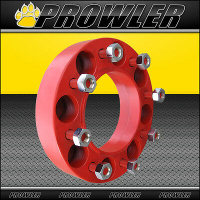 Single - 2 Inch 8 Lug Wheel Spacer for Bobcat, Case, New Holland, John Deere