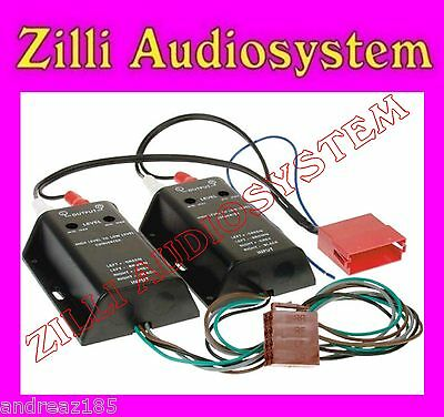 Connection 1335-02 Adattatore sistemi totalmente amplificati Bose Audi A8 Nuovo