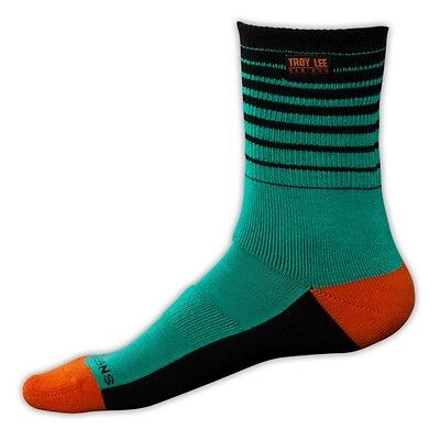 Troy Lee Designs Camber Socks Turquoise 6-9