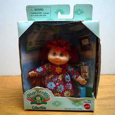 Vintage Cabbage Patch Collectible Doll, New in Box, NIB
