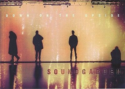 Soundgarden Down On The Upside RARE promo sticker '96