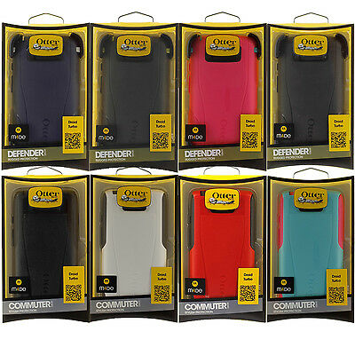 Otterbox Defender / Commuter Series Case Cover For Motorola Droid Turbo Verizon