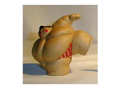 Japanese SUMO Doll Figure, Japan SUMO Wrestler Rikishi, SIKO ACTION