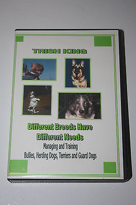 Different Breeds Have Different Needs by Trish King
