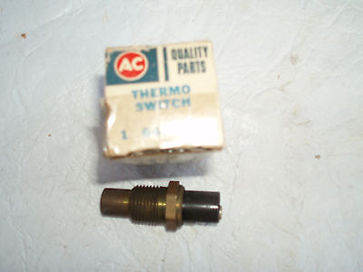 NOS 69-79 Cadillac Water Temp Switch Sender AC Delco 6489287