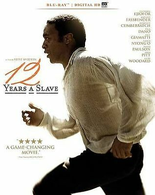 12 Years A Slave   Blu Ray  99¢ No RSV