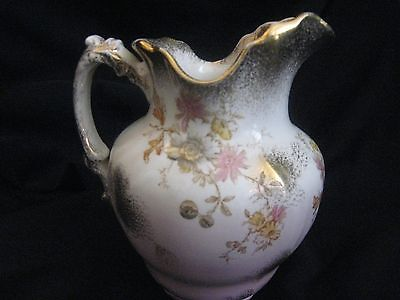 MADDOCK LAMBERTON ANTIQUE  ROYAL PORCELAIN PITCHER EXCELLENT CONDITION VERY RARE