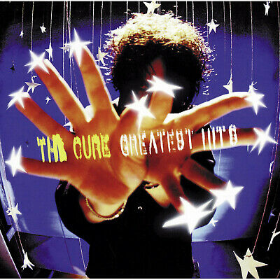 The Cure - GREATEST HITS - (CD)
