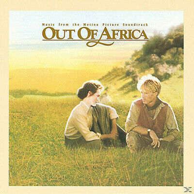 VARIOUS, OST/VARIOUS - Out Of Africa - (CD)