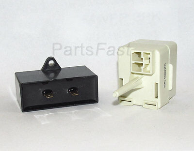 ER65889-4 REFRIGERATOR START RELAY OVERLOAD AND CAPACITOR KIT