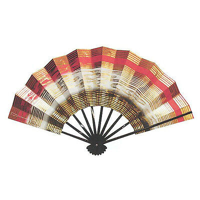 DM-D07484 Traditional Folding fan JAPAN JAPANESE Sensu