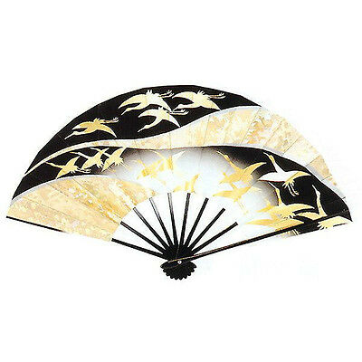 DM-D07455 Traditional Folding fan JAPAN JAPANESE Sensu