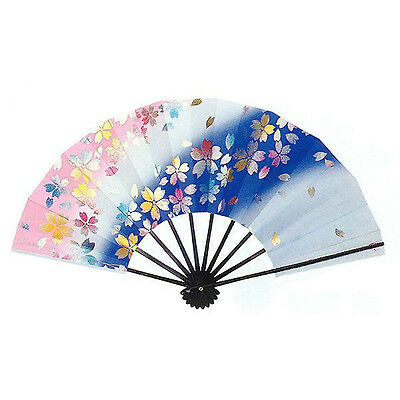 DM-D07464 Traditional Folding fan JAPAN JAPANESE Sensu