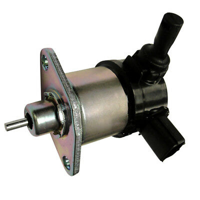 17208-60015 New Engine Fuel Solenoid Made for Kubota Tractor Models D905 D1005 +