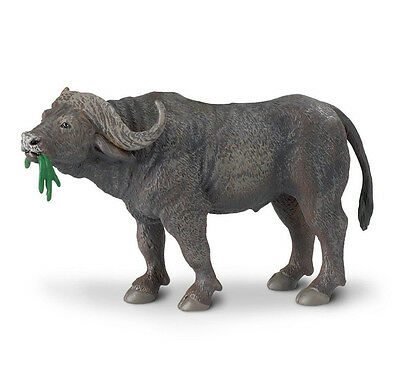 CAPE BUFFALO Replica # 222729 ~  FREE SHIP/USA w $25.+ SAFARI, LTD Products