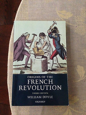 Origins of The French Revolution by William Doyle (Paperback) 3rd edition