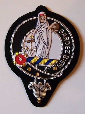 Royal Scottish Scotland Clan Montgomery UK Heraldry Crest Family Name COA Patch