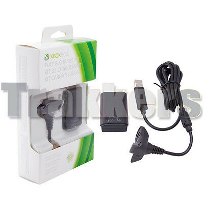 New 4800mAh Battery Pack NiMH Compatible with Xbox360 Wireless Controller