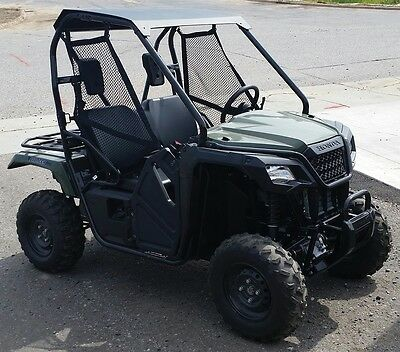 Moose Utility One Piece Roof for Honda Pioneer SXS 500 2015
