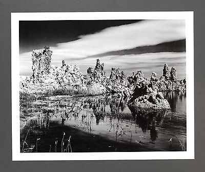 Robert Werling Photo Kunstdruck Art Print 43x35cm Coast Küste Rocks Felsen B&W