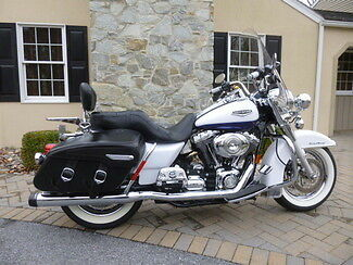 Harley-Davidson : Touring 2007 flhrc road king classic