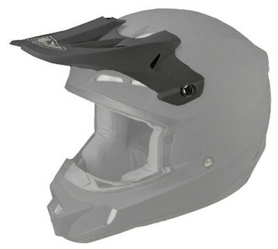 Fly Racing Replacement Visor for Kinetic Helmet Matte Black One Size