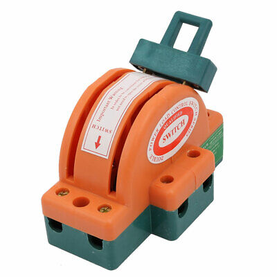 Two Pole Circuit Breaker Backup Generator 32A Disconnect Switch