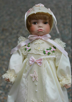 Vintage Symphony Marie Porcelain Doll Numbered Collectible