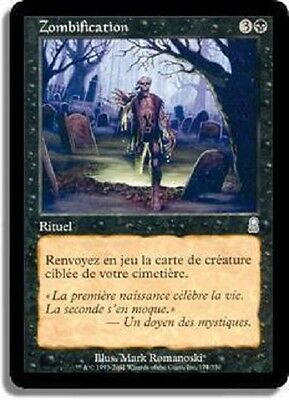 Gravestorm *CARTAPAPA* MAGIC MTG RARE ODYSSEE Tomborage