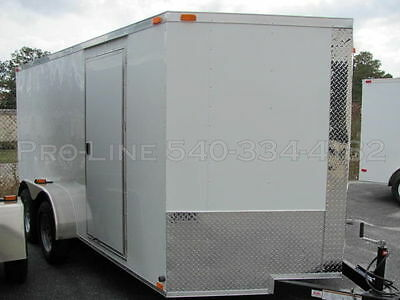 New 7' x 14' Cargo/Utility Trailer with Ramp  ***IN STOCK***
