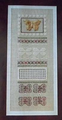Butterfly Odyssey Sampler Specialty & Counted X St Magazine Pattern