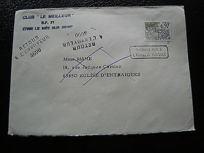 FRANCE - enveloppe 1982 timbre preoblitere yt n° 174 (cy53) french (F)