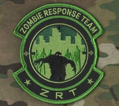 RESIDENT EVIL ZOMBIE OUTBREAK DEFENCE vel©®😎 PATCH: ZRT ZOMBIE RESPONSE TEAM