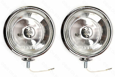 "5"" Chrome Spot lamp/lights Mini One/Cooper S"