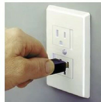 Mommy's Helper Safe-Plate Sliding Electrical Outlet Plug Child Safety Covers