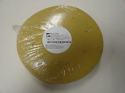 "3M Hookit 8"" P180 Dust Free Sanding Discs 236U Part Number 53108 (Set Of 50)"