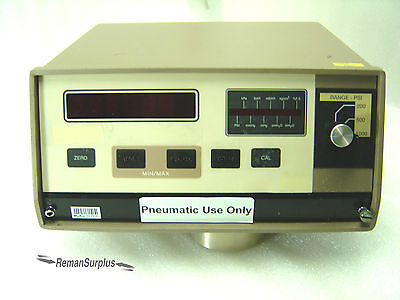 Gently Used Condec Ups3000 Pressure Indicator Calibrator Ups3000Abc