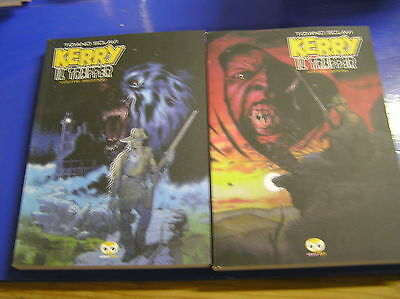Kerry The Trapper Serie Completa 2 Volumi Sclavi Ediz Bd Nuovi
