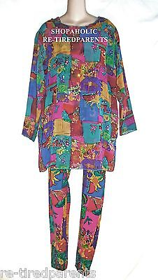 A Pea In The Pod – 2-Piece Set - Maternity - Pregnancy -Multicolor – 1 Size -Vgc