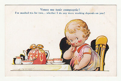 *** Enfant / Humour _ Tempest Kiddy series *** Fantaisie _ 1934 - CPA 0502