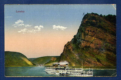 *** Loreley (Allemagne) *** CPA 0090