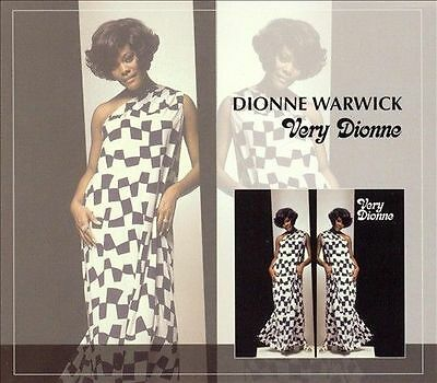 Very Dionne [Expanded/SLIPCASE] by Dionne Warwick 2 CD LOT/ also 2000 sings DION