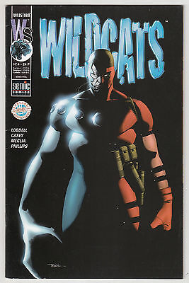 *** Wildcats n° 4 *** 06/2000 - Semic Comics // Etat Neuf // z14