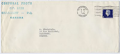 *** Enveloppe timbrée *** Canada - 1965 / ref 288